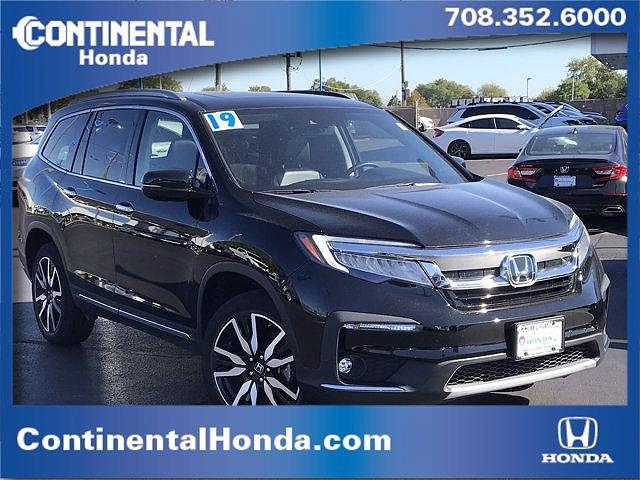 2019 Honda Pilot Touring 7-Passenger for sale in Countryside, IL