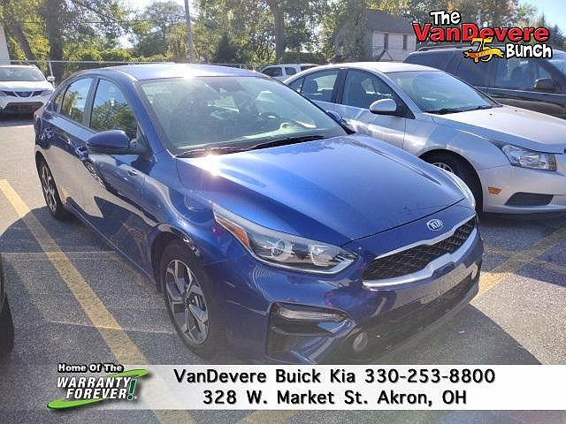 2019 Kia Forte LXS for sale in Akron, OH