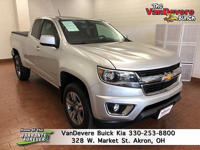 2018 Chevrolet Colorado 4WD LT for sale in Akron, OH