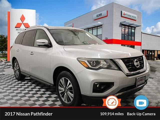 2017 Nissan Pathfinder SL for sale in Cedar Park, TX