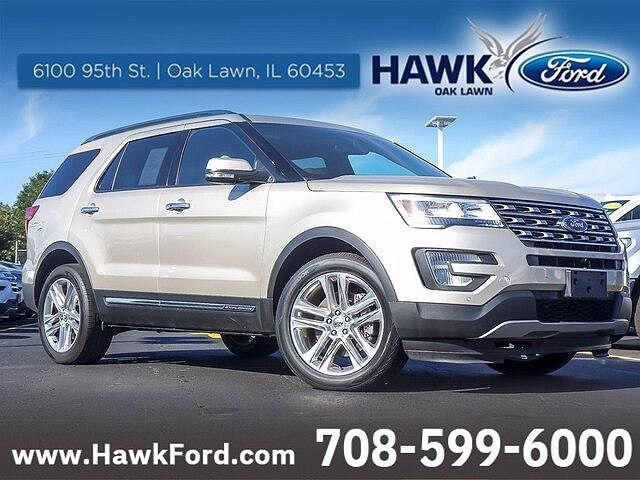 2017 Ford Explorer Limited for sale in Oak Lawn, IL