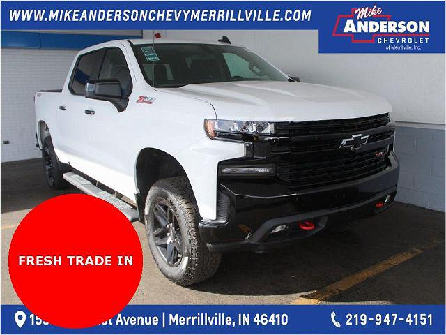 2019 Chevrolet Silverado 1500 LT Trail Boss for sale in Merrillville, IN
