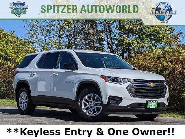 2019 Chevrolet Traverse LS for sale in North Jackson, OH