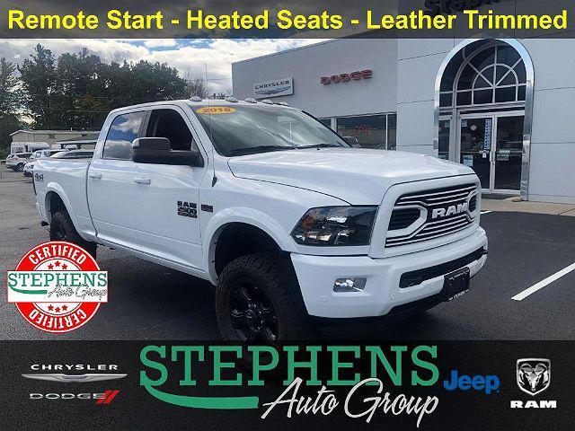 2018 Ram 2500 Big Horn for sale in Greenwich, NY
