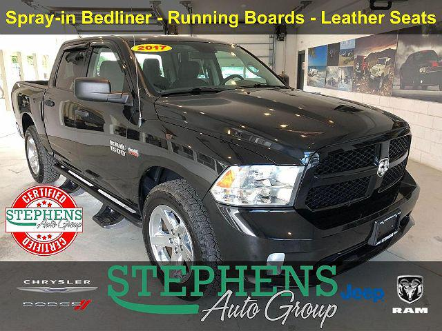 2017 Ram 1500 Express for sale in Greenwich, NY