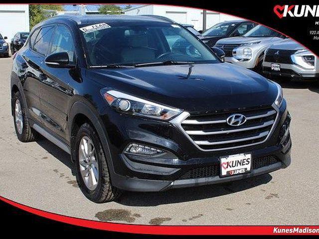 2018 Hyundai Tucson SEL Plus for sale in Madison, WI
