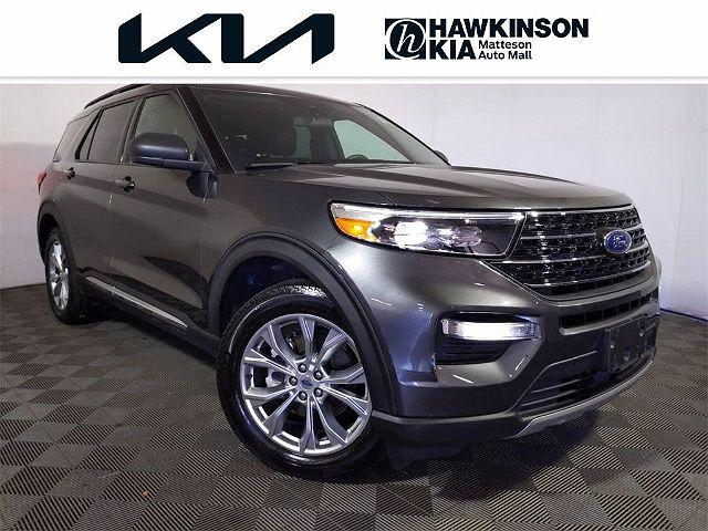 2020 Ford Explorer XLT for sale in Matteson, IL
