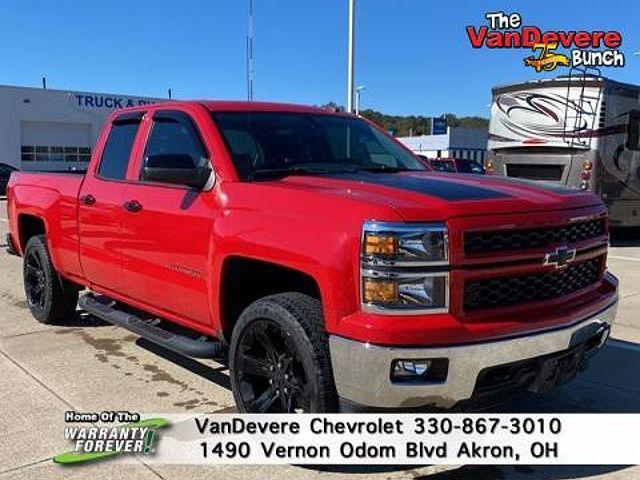 2014 Chevrolet Silverado 1500 LT for sale in Akron, OH