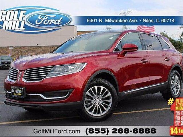 2016 Lincoln MKX Select for sale in Niles, IL