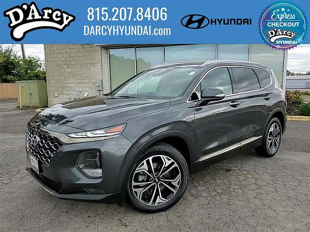 2020 Hyundai Santa Fe Limited for sale in Joliet, IL