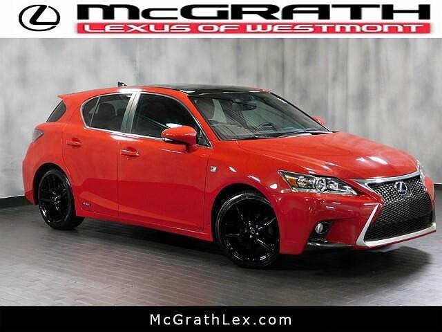 2014 Lexus CT 200h Hybrid for sale in Westmont, IL