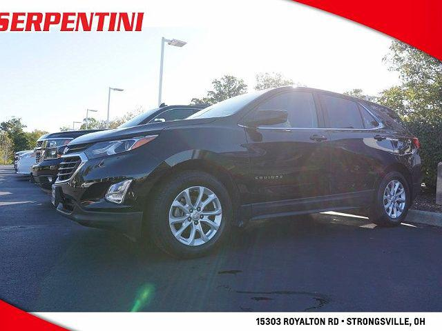 2018 Chevrolet Equinox LT for sale in Strongsville, OH