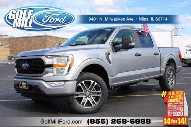 2021 Ford F-150 XL for sale in Niles, IL