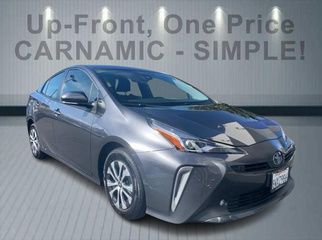 2021 Toyota Prius LE Hatchback 4D for sale in San Leandro, CA
