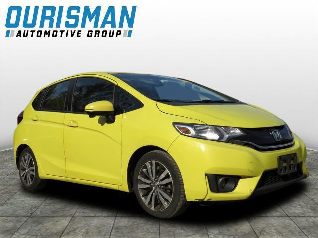2015 Honda Fit EX for sale in Bowie, MD