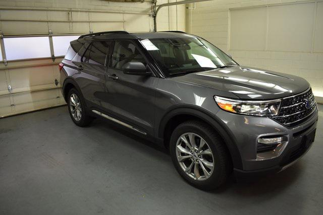 2021 Ford Explorer XLT for sale in Wheaton, MD