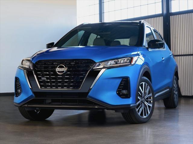 2021 Nissan Kicks SV for sale in Manassas, VA