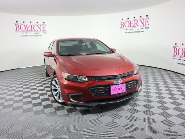 2018 Chevrolet Malibu Premier for sale in Boerne, TX