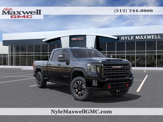 2022 GMC Sierra 2500HD AT4 for sale in Round Rock, TX