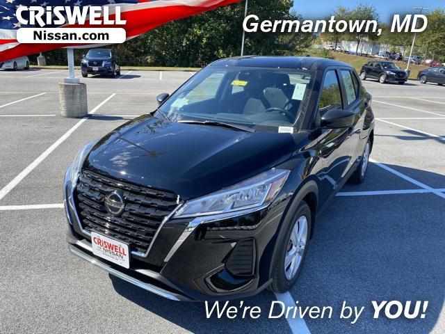 2021 Nissan Kicks S for sale in Germantown, MD