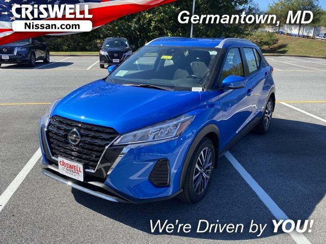 2021 Nissan Kicks SV for sale in Germantown, MD