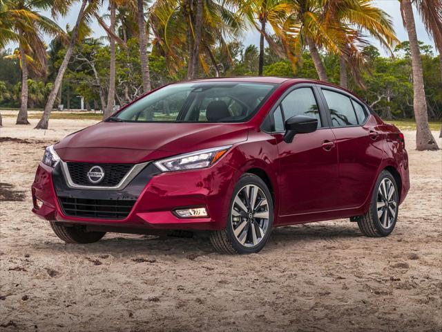 2021 Nissan Versa SV for sale in Lindenhurst, IL