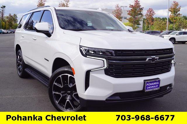 2021 Chevrolet Tahoe RST for sale in Chantilly, VA