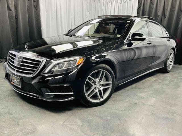 2015 Mercedes-Benz S-Class S 550 for sale in Elmont, NY