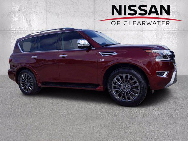 2022 Nissan Armada Platinum for sale in Clearwater, FL