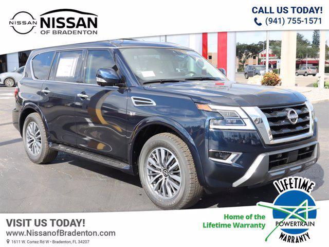 2022 Nissan Armada SL for sale in Bradenton, FL