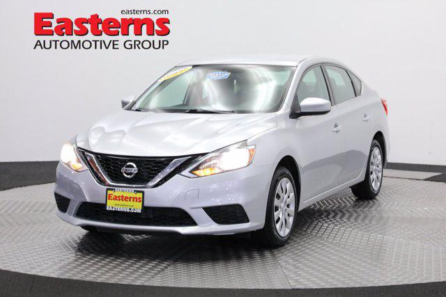 2017 Nissan Sentra SV for sale in Temple Hills, MD