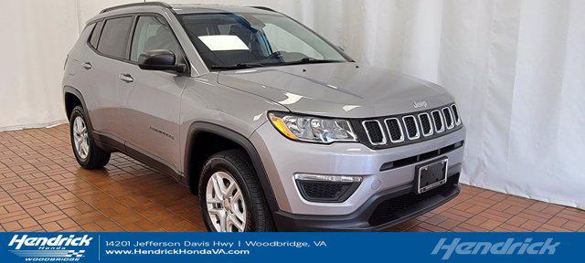 2018 Jeep Compass Sport for sale in Woodbridge, VA