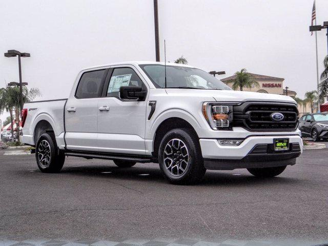 2021 Ford F-150 XLT Crew Cab for sale in Hemet, CA