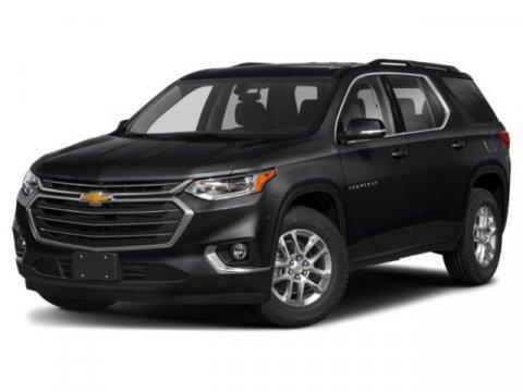2021 Chevrolet Traverse LT Cloth for sale in Hicksville, NY