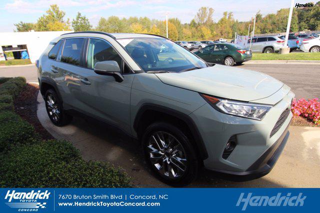 2021 Toyota RAV4 XLE Premium for sale in Concord, NC