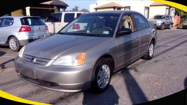 2003 Honda Civic LX for sale in Hazlet, NJ