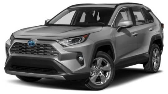 2021年丰田RAV4混合动力有限公司在伊利诺伊州埃尔姆赫斯特出售