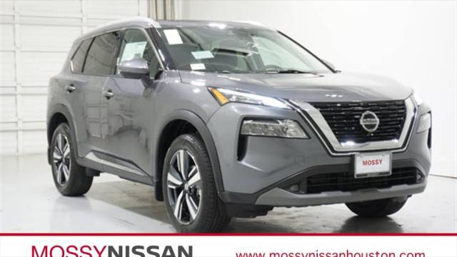 2021 Nissan Rogue SL for sale in Houston, TX