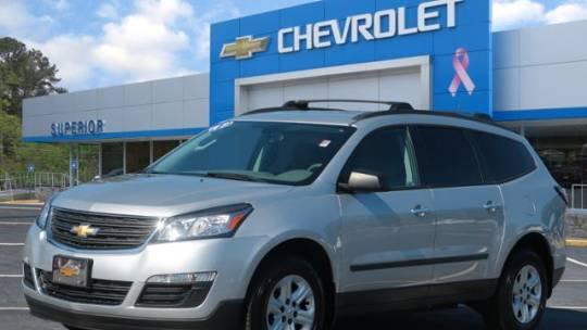 2017 Chevrolet Traverse LS for sale in Decatur, GA