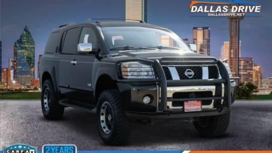 2006 Nissan Armada LE for sale in Mesquite, TX