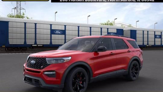 2021 Ford Explorer ST for sale in North Aurora, IL