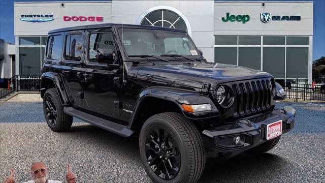 2021 Jeep Wrangler Unlimited Sahara High Altitude for sale in Catonsville, MD