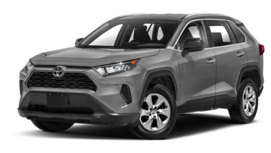 2020 Toyota RAV4 LE for sale in Knoxville, TN