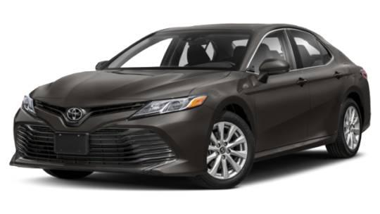 2020 Toyota Camry LE for sale in Houston, TX