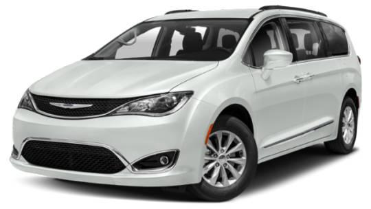 2020 Chrysler Pacifica Touring L for sale in Houston, TX