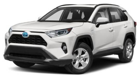 2021 Toyota RAV4 Hybrid XLE for sale in Streamwood, IL
