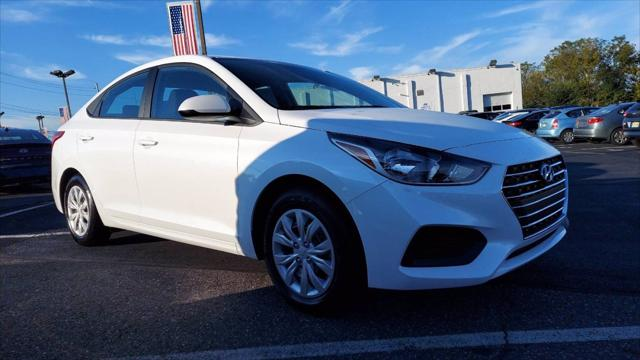 2022 Hyundai Accent SE for sale in Burlington, NJ