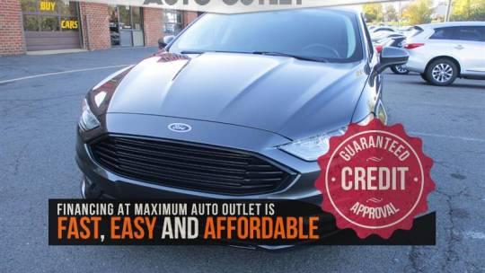 2017 Ford Fusion SE for sale in Manassas, VA