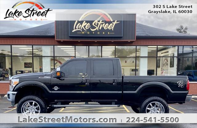 2013 Ford F-250 XL/XLT/Lariat/King Ranch/Platinum for sale in Grayslake, IL