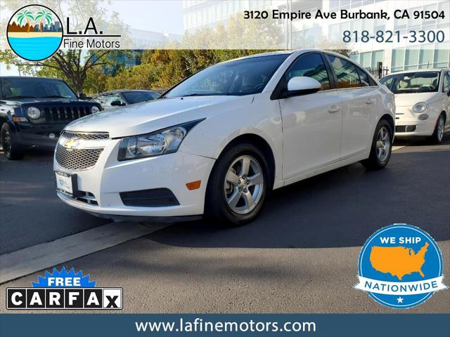 2014 Chevrolet Cruze 1LT for sale in North Hollywood, CA